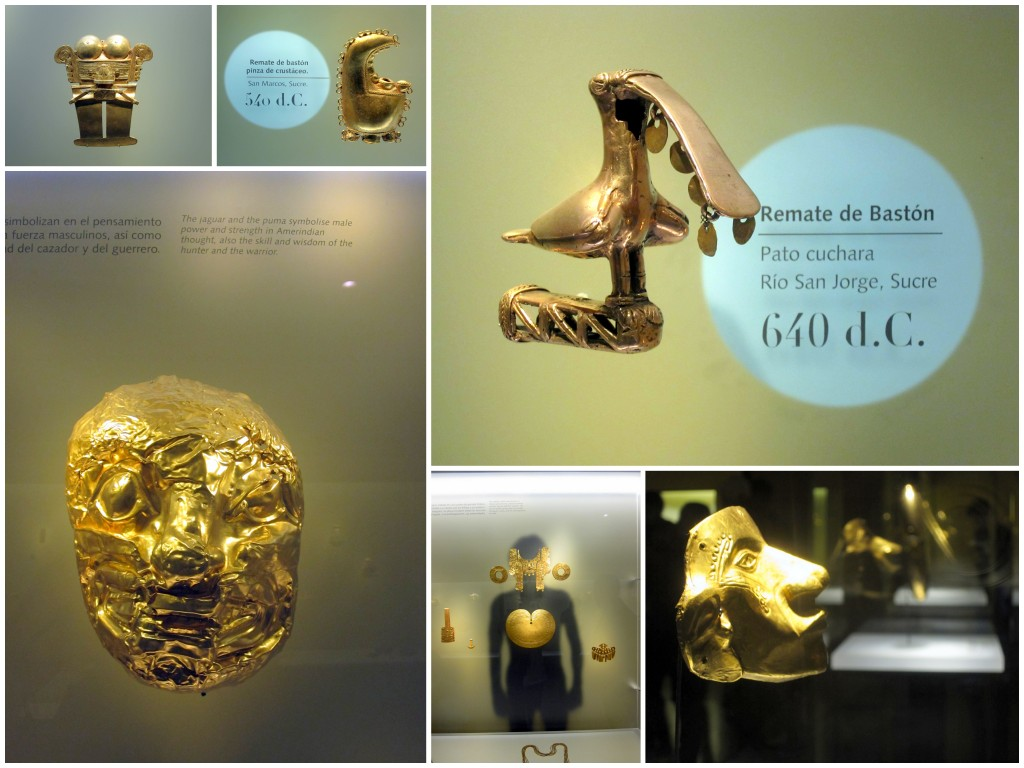 Bogota Gold Museum