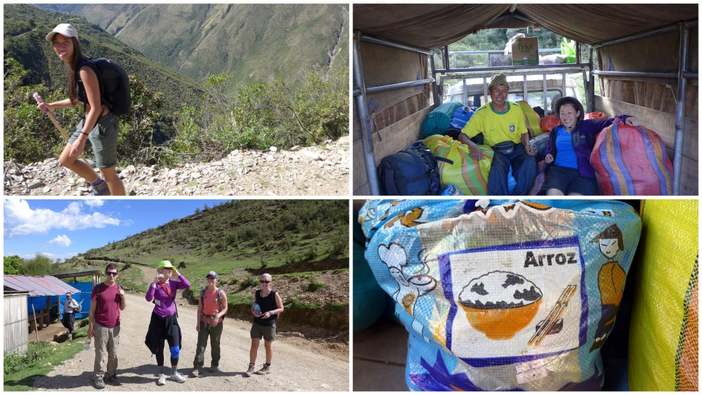 Salkantay + Machu Picchu